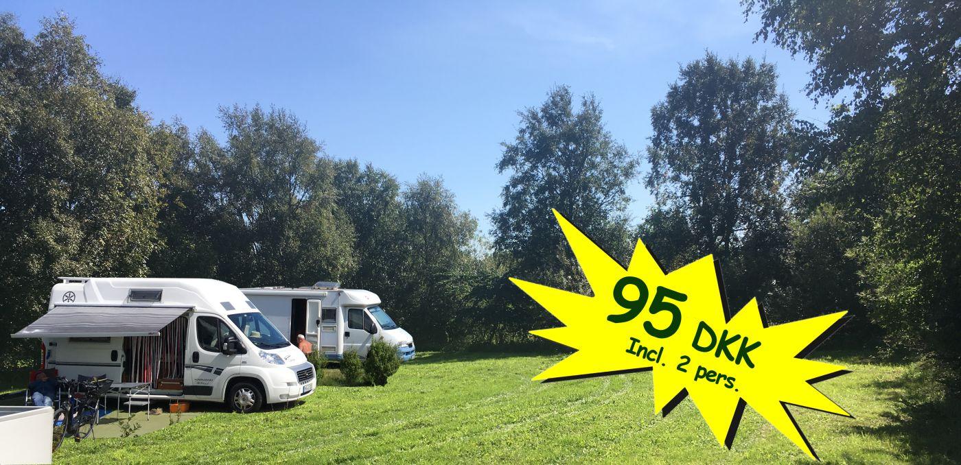 Hals Strand Camping Autocamper Stellplatz Billig Quickstop