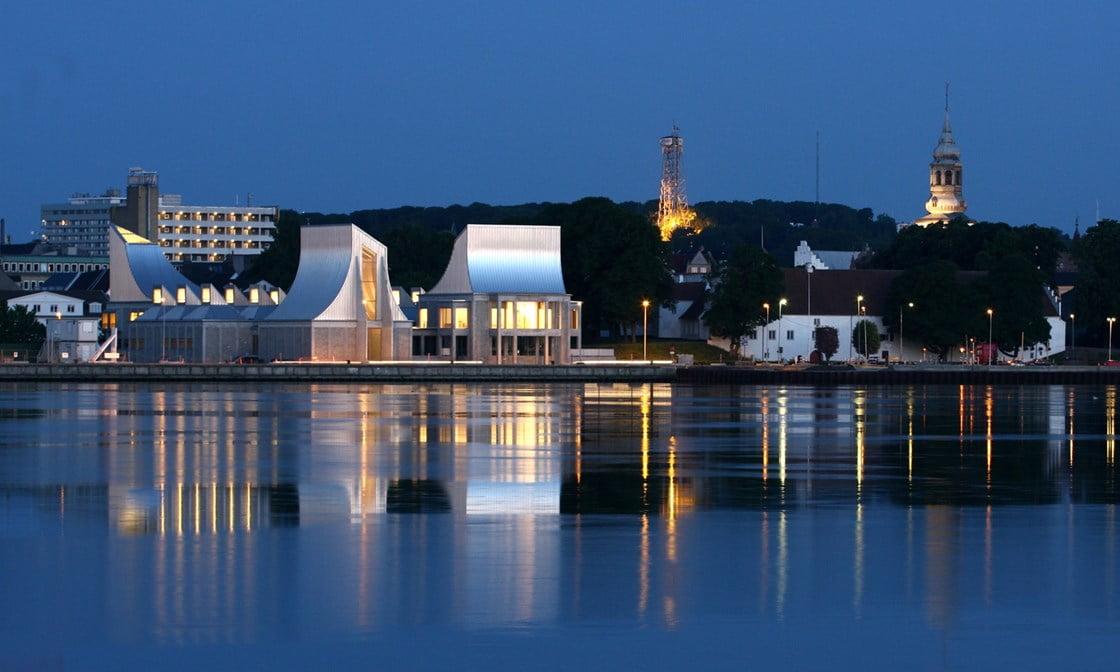 Hals Strand Camping Utzon Center Aalborg visitaalborg