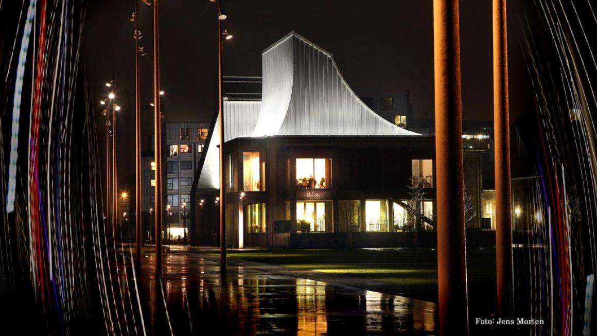 Hals Strand Camping overnatning visit Aalborg Utzon Center