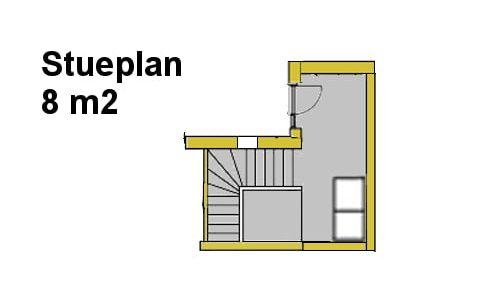 Hals Strand Ferielejligheder 167 m2 indgang