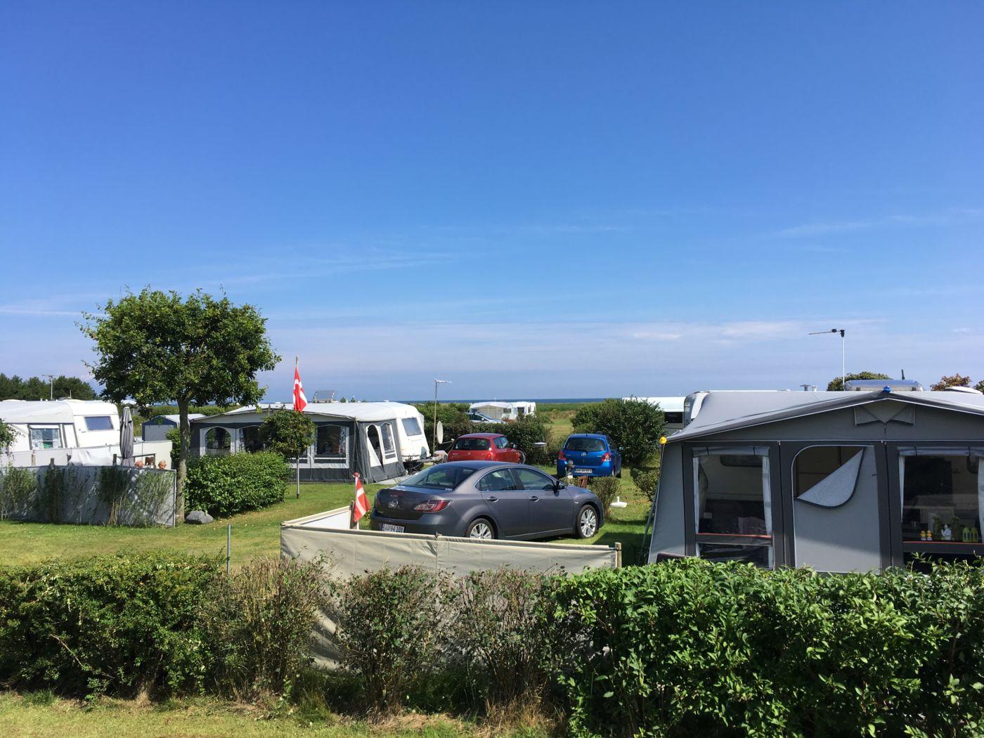 Hals Strand Camping For- og Eftersæson Tilbud