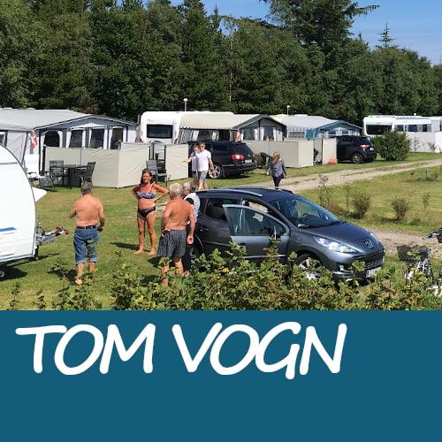 Tom Vogn tilbud Hals Strand Camping