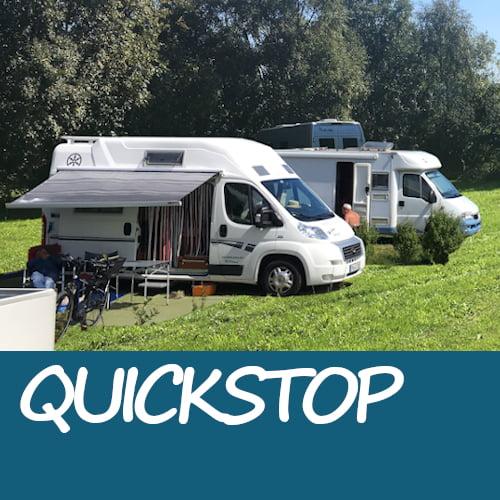 Quickstop tilbud Hals Strand Camping